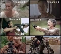 Walking Dead Season 1 Memes - cthutube the best memes from the walking dead season 5 part 2