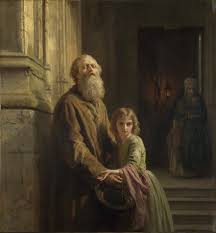 Museum For The Blind Josephus Laurentius Dyckmans The Blind Beggar Ng600 National