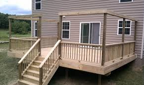 treated decks buckstone building and restoration akron canton