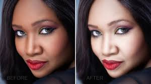 Hair Color For White Skin How To Whiten Or Lighten Skin In Photoshop Change Face Color