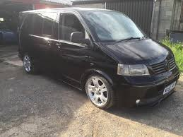 bmw volkswagen van vw transporter t5 1 9 tdi 85 bhp 6 seater shuttle may swap px vw