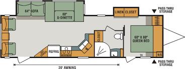 2017 spree luxury lightweight travel trailer floorplans u0026 photos