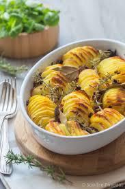 recette cuisine pomme de terre pommes de terre rôties croustillantes recette pommes de terre
