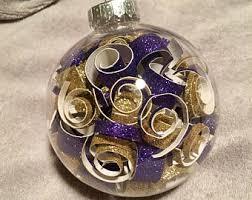 christmas ornament lsu etsy