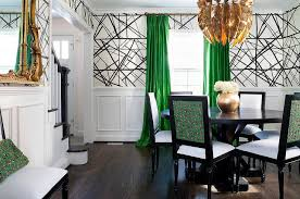 Kelly Green Door With Brass Hardware Interiors by Interior Design Inspiration Photos By Erica Burns Interiors