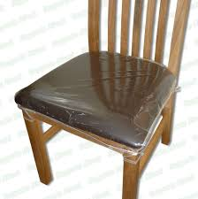 plastic seat covers for dining room chairs uk home design ideas