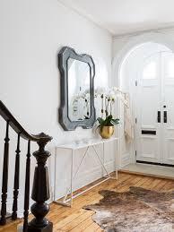 Skinny Foyer Table Narrow Entryway Table Houzz