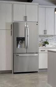 Lg French Door Counter Depth - samsung 22 5 cu ft counter depth french door refrigerator with