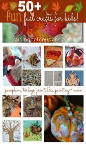 Fun Fall Kids Crafts - 616 best fall fun for kids images on pinterest autumn activities