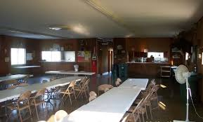 Fish And Game Table Logan County Fish And Game Site Rental