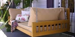 original charleston bedswing porch bed swings u0026 swing beds