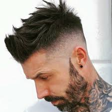 hair styles with both of sides shaved 53 splendid shaved sides hairstyles for men men hairstyles world