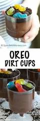 halloween dirt cake 5 minute oreo dirt cups spend with pennies