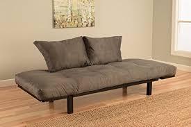 small futon for small rooms amazon com