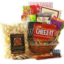 popcorn gift baskets gift baskets thumbs up gift basket diygb
