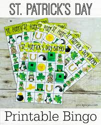 Happy Halloween Banner Printable Free St Patrick U0027s Day Printables Eighteen25