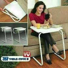 table mate ii folding table table mate ii portable adjustable folding table