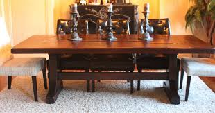 fascinating handmade dining room tables with table beautiful