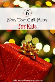 non toy gift ideas for kids 7 clutter free presents for kids