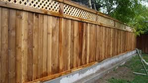 Fence Ideas For Small Backyard Backyard Awesome Fenced In Backyard Awesome Backyard Deck Ideas