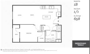 Midtown Residences Floor Plan by Floor Plans At Meridian At Midtown Apartments San Jose