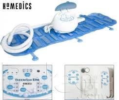 homedics spa elite massaging baths mat massager reg