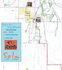 Bozeman Montana Map by Town On Two Wheels Outside Bozeman
