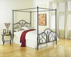 how to make king size canopy bed frame southbaynorton interior home