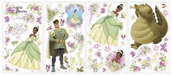 princess tiana and the frog wall stickers disney princess tiana and the frog wall stickers