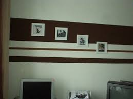 wohnzimmer streichen muster die besten 25 farbige wände ideen auf