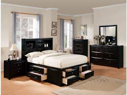 Bedroom Furniture  Amazing Bedroom Furniture Set On Home - Black bedroom set decorating ideas