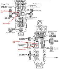 toyota wiring diagrams system toyota free wiring diagrams