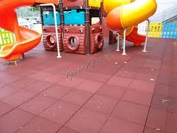tappeti in gomma per bambini pavimentazione antitrauma per esterni spessore 2 5 cm