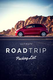 nissan leaf journey planner the ultimate road trip packing list with free downloadable