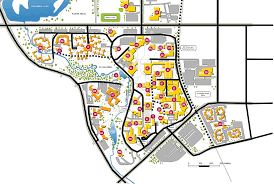 University Of Portland Campus Map by Simplicity Psystenance