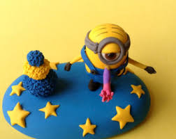 minion cake ideas etsy