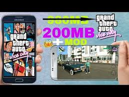 gta vice city apk data gta vice city android apk data 200mb highly compressed free