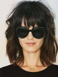 cap haircuts best 25 medium shag haircuts ideas on pinterest medium shag