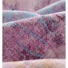 Purple Ombre Curtains Purple Floral Polyester And Cotton Living Room Ombre Curtains