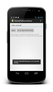 android sharedpreferences exle android sharedpreferences tutorial and exle android open