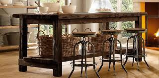 restoration hardware kitchen island restoration hardware kitchen island lovely rectangular table