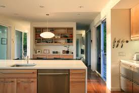 villa gorgeous kitchen design applied light wood cabinetry and