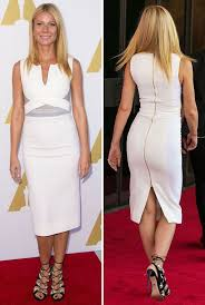 gwyneth paltrow wows at hollywood costume luncheon in white dress