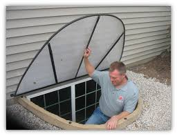 basement finishing ideas egress window cover for the home