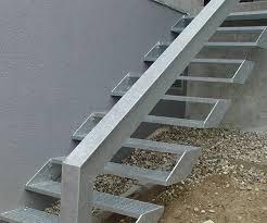 treppe auãÿen treppen pross und schondelmaier metallbau sonnenschutz in bretten