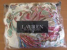 Ralph Lauren Antigua King Comforter Ralph Lauren Cotton Sateen Bed Skirts Ebay