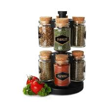 Spice Rack Knoxville Olde Thompson 25 643 8 Jar Spice Rack W Carrying Handle On Lazy