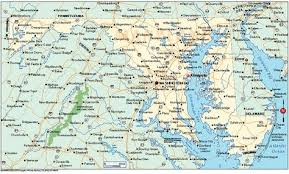 maryland foliage map 2015 map of maryland cities state of maryland usa