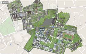 Central Michigan University Campus Map by Cmu Campus Map Images Reverse Search