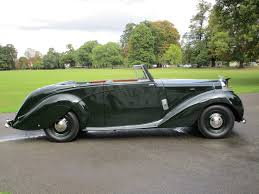 green bentley convertible 1947 bentley mark vi drophead coupe by windovers classic